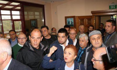 Samsun'da Biyokütle protestocularına dava açıldı