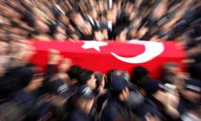 Şehit Jandarma Astsubay Murat Demirci son yolculuğuna uğurlandı