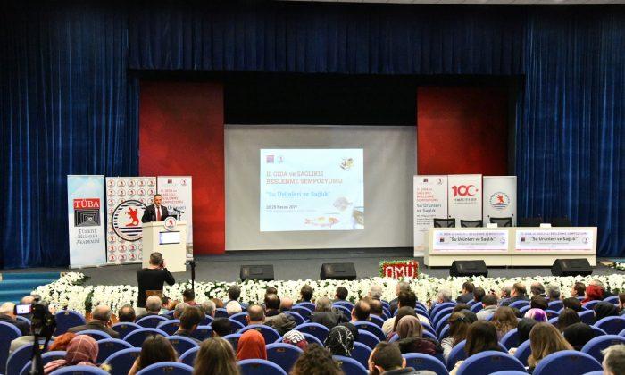 TÜBA II. Gıda ve Sağlıklı Beslenme Sempozyumu'nun açılışı gerçekleştirildi