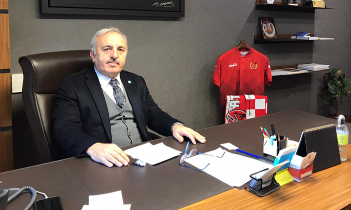 Bedri Yaşar; Herkese sağlık bereket diliyorum