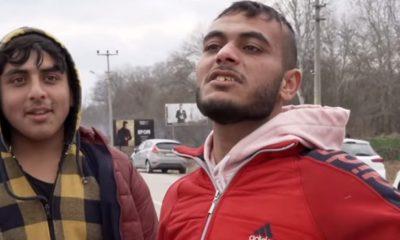 Suriyeli gençlerin Türkiye aleyhine sözleri tepki çekti