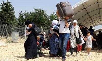 Akın akın Suriye'ye dönüyorlar