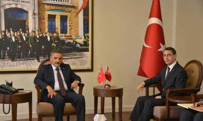 Go-Kart faciasının ardından büyükelçi Samsun'a geldi