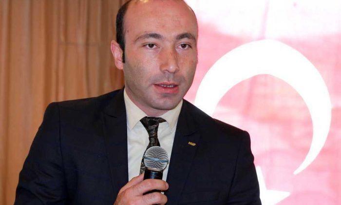 Görevden Alınan MHP İl Başkanı Tekin'den Açıklama