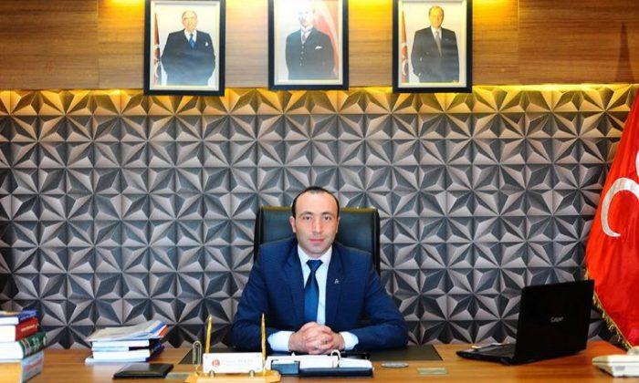 MHP Samsun İl Başkanı Taner Tekin: Eski Milletvekili Ahmet Aydın MHP'li Olamaz
