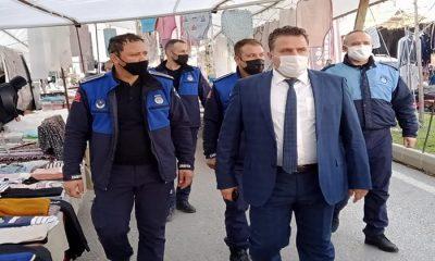 Tekkeköy Belediyesi'nden Aralıksız Denetim