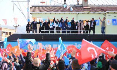 Karaaslan: Milletsiz Siyaset Düşü Kuranlara Cevabı Milletimiz Sandıkta Verecek