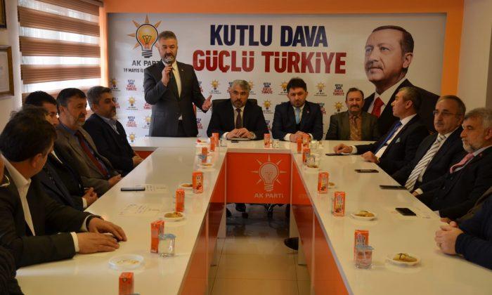 Başkan Osman Topaloğlu'nun sözleri Türkiye'de gündem olmuştu!  sözlerim saptırldı