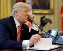 Trump bir telefon konuşmasıyla Kralı'ndan nasıl 500 milyon dolar daha kopardığını anlattı