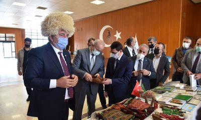 Türkmenistan'ın Bağımsızlığının 30. Yılı OMÜ'de Kutlandı
