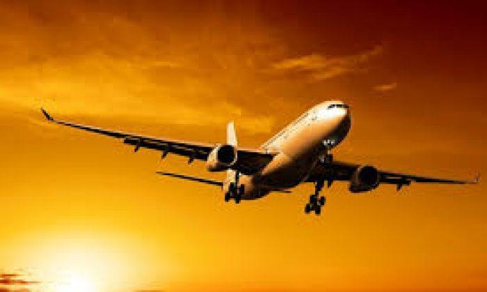 Karadeniz'de uçakta bomba paniği