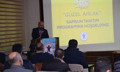 7'nci Ufka Yolculuk Samsun'da tanıtıldı