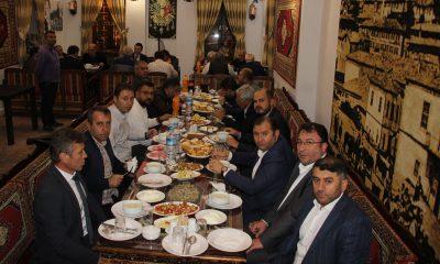 Karadeniz Un Sanayicileri Derneği üyeleri bir araya geldi