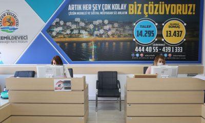 Cemil Deveci;Atakum Belediyesi'nden 65 yaş üstü yurttaşlara destek telefonu