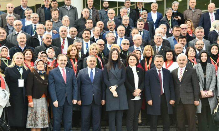 Kaymak 'Cumhuriyet Tarihinde Kadının Siyasette Rolü ve Önemi' konulu 43. istişare toplantısına katıldı