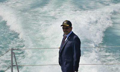 Kaymak'ın Denizcilik ve Kabotaj bayramı mesajı