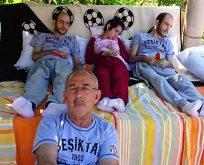 Alaeddin Dursun Samsun'da yılın babası seçildi