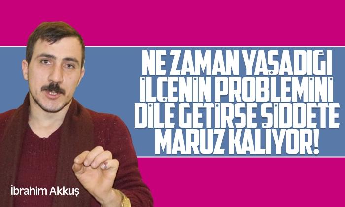 AK Partili Meclis Üyesi Nazmi Karaduman, İbrahim Akkuş'a tokat attı