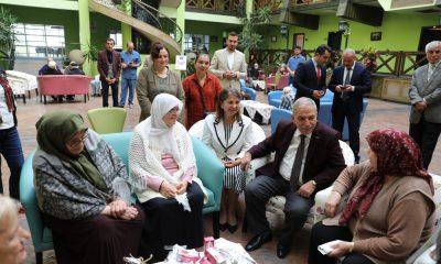 Demirtaş: Yaşlılarımız bu memleketin kıymetli değerleridir