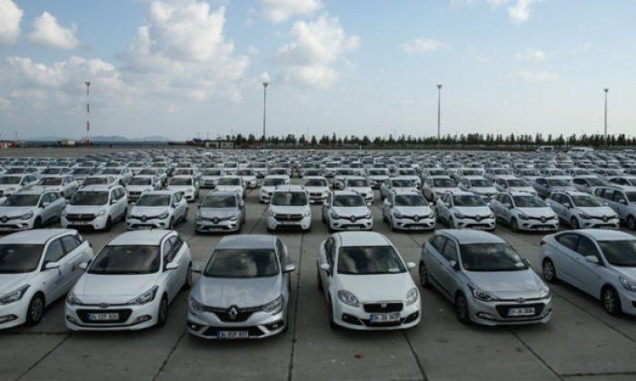 İstanbul'daki israfın araçları Samsun'da