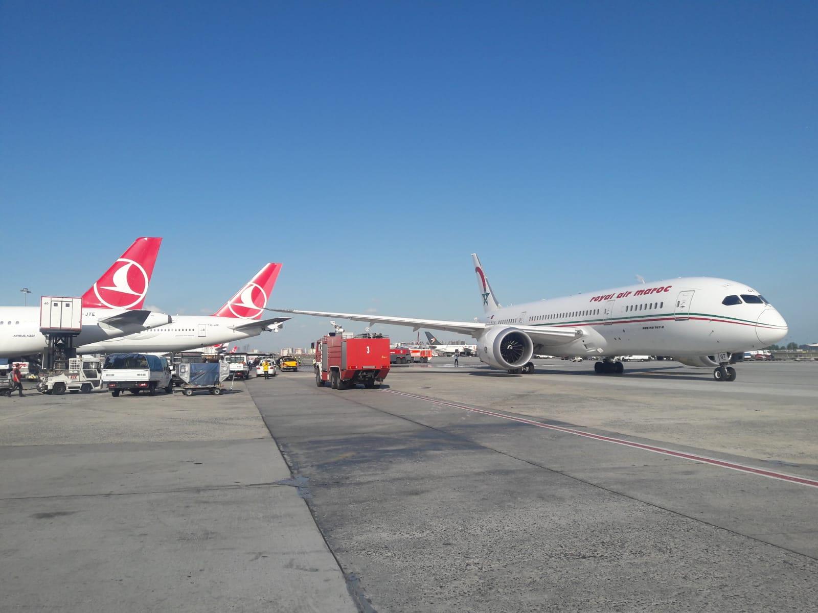 Uluslararası Samsun-Çarşamba Havalimanı'nda Mart Ayında 136 Bin 977 Yolcu Hizmet Aldı