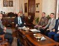 Şahin'den Samsun polisine övgü