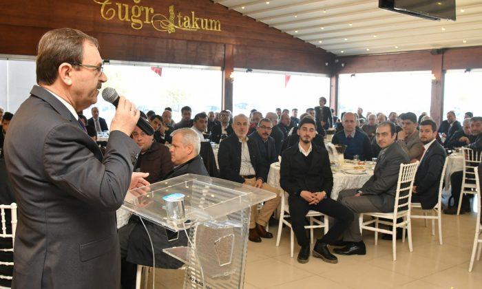Şahin: Cumhur İtitfakı'na her destek, ülke geleceğine destektir