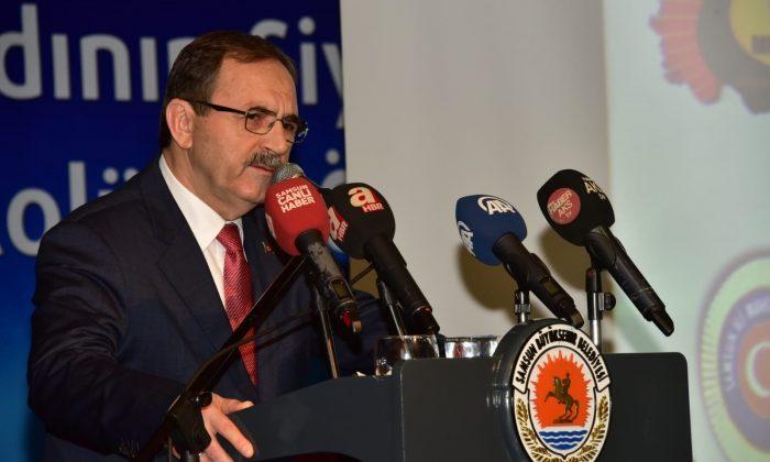 Başkan Zihni Şahin açıkladı: Tarım, sanayi, turizm