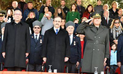 Başkan Zihni Şahin, Yemin Töreni'nde