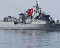 TCG Bandırma F-502 gemisi ziyarete açılmıştır